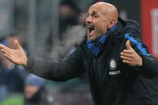 Luciano Spalletti, Source- Goal.com