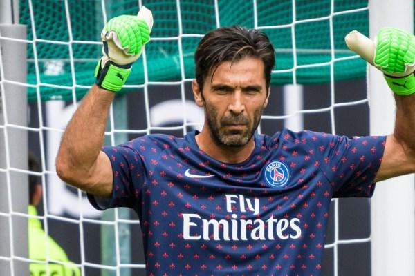 Gianluigi Buffon - Source - Goal.com