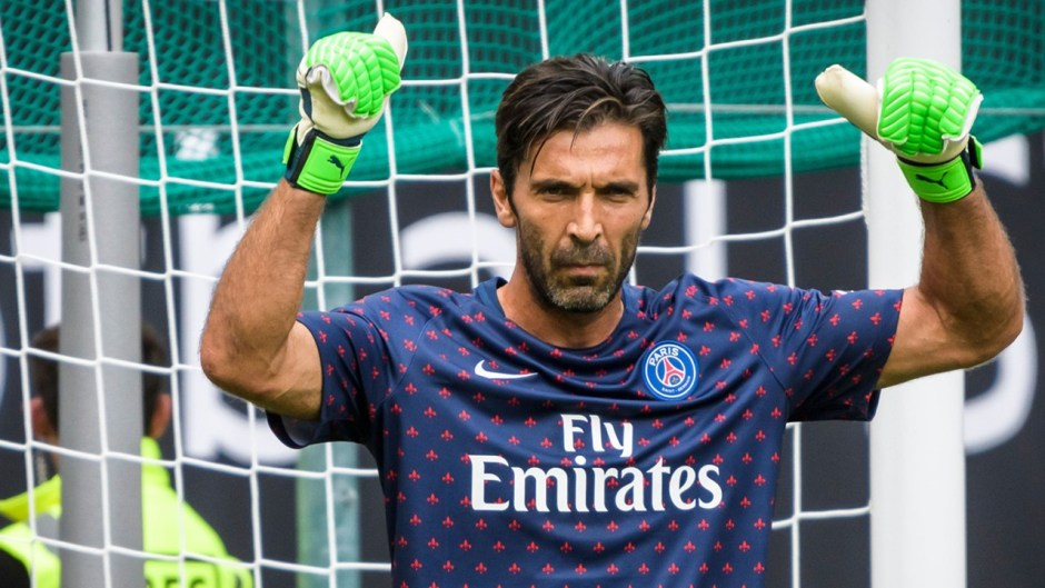 Gianluigi Buffon - Source - Goal.com