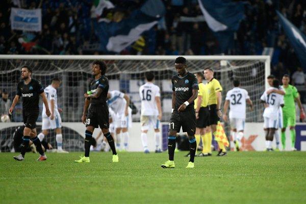 Lazio vs Marseille, Source- Banh247