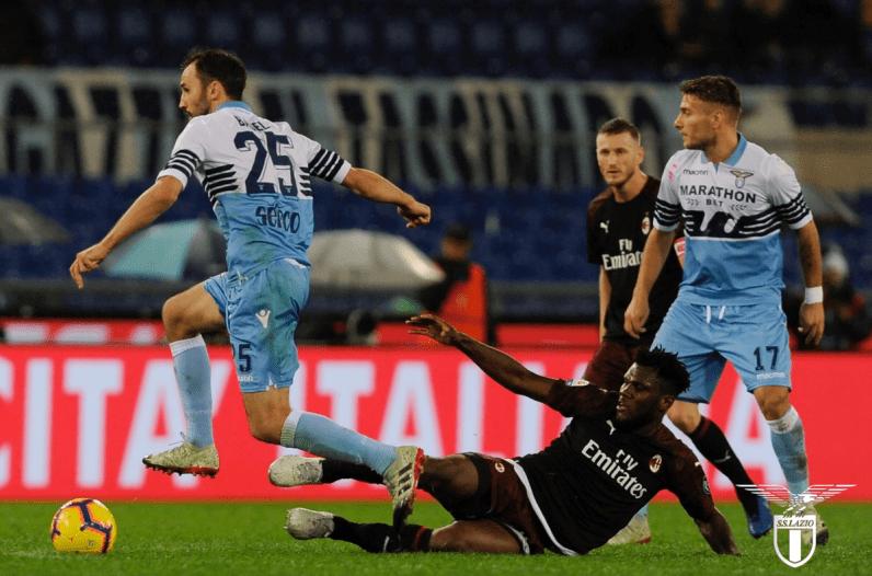 Milan Badelj, Source- Official S.S.Lazio