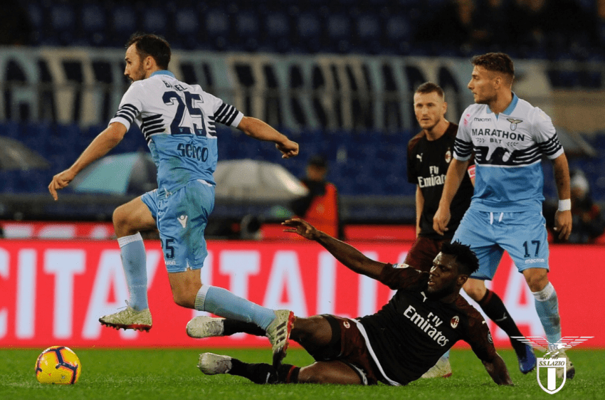 Milan Badelj, Source- Official S.S.Lazio