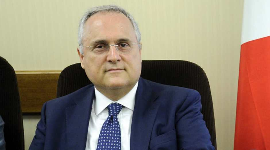 Claudio Lotito, Source- AvellinoToday