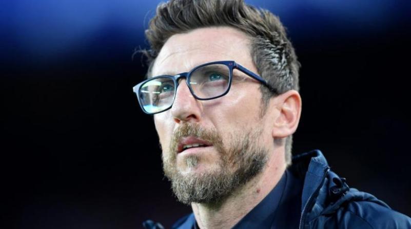 Eusebio Di Francesco, Source- Getty Images