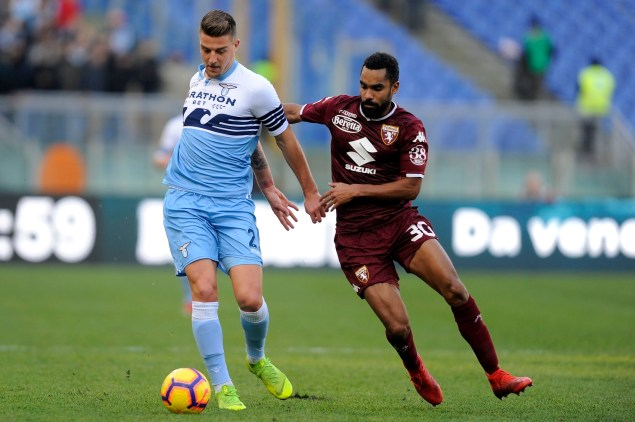 Lazio vs Torino, Source- Getty Images