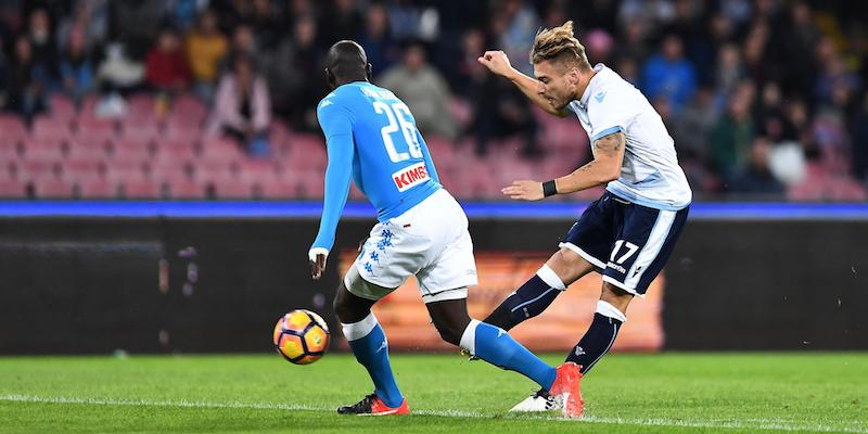 Immobile vs Napoli, Source - ilpost.it