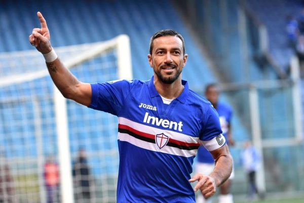 Fabio Quagliarella, Source- Getty Images
