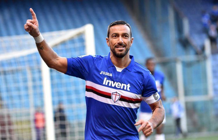 Fabio Quagliarella, Source- Getty Images