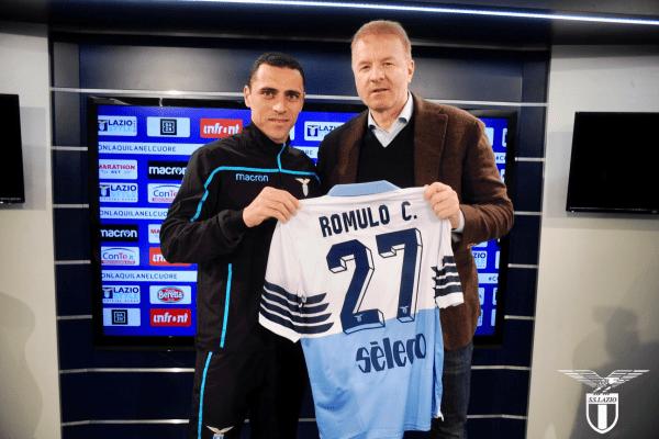 Romulo, Source- Official S.S.Lazio