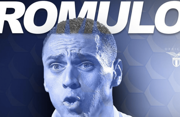 Romulo - Source: Official SS Lazio