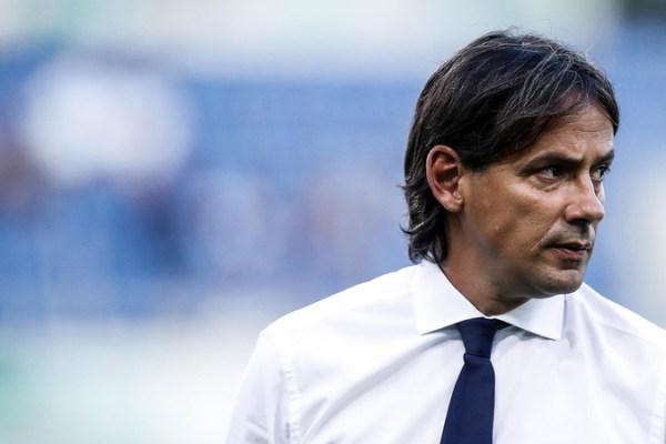 Simone Inzaghi ahead of Lazio vs Sevilla, Source- Getty Images