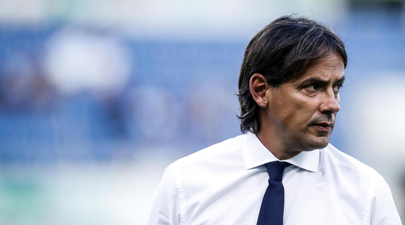 Simone Inzaghi ahead of Lazio vs Sevilla, Source- Getty Images