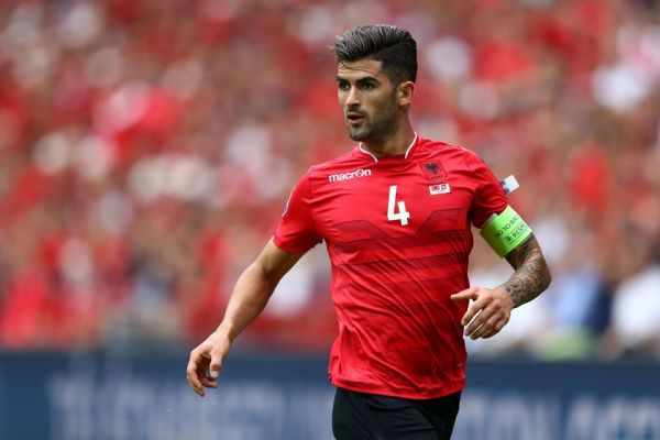 Elseid Hysaj, Source- Pain in the Arsenal
