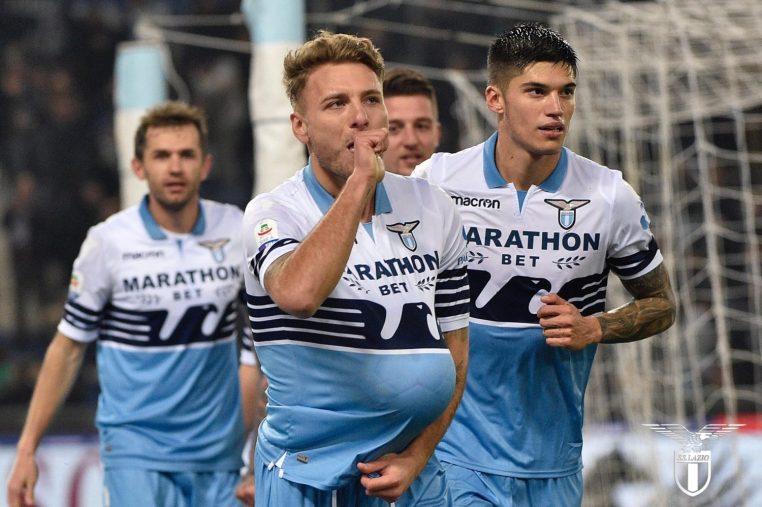 Ciro Immobile, Source- Official S.S.Lazio