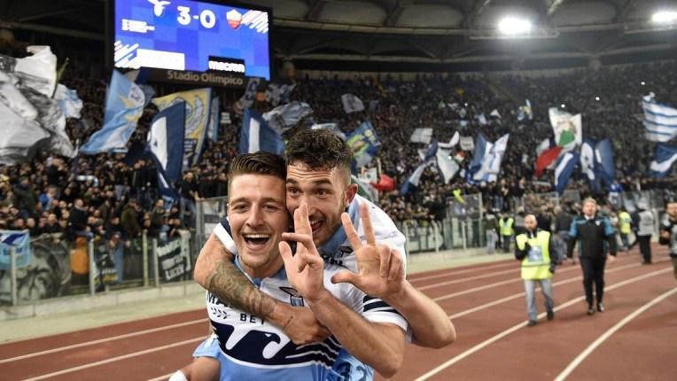 Sergej Milinkovic-Savic and Danilo Cataldi, Source- Official S.S.Lazio