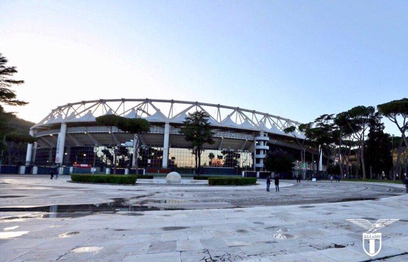 Stadio Olimpico, Source- Official S.S.Lazio