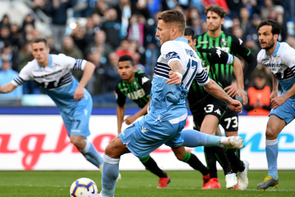 Ciro Immobile, Source- Getty Images