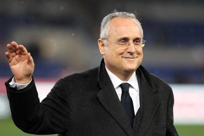 Claudio Lotito, Source- Il Romanista