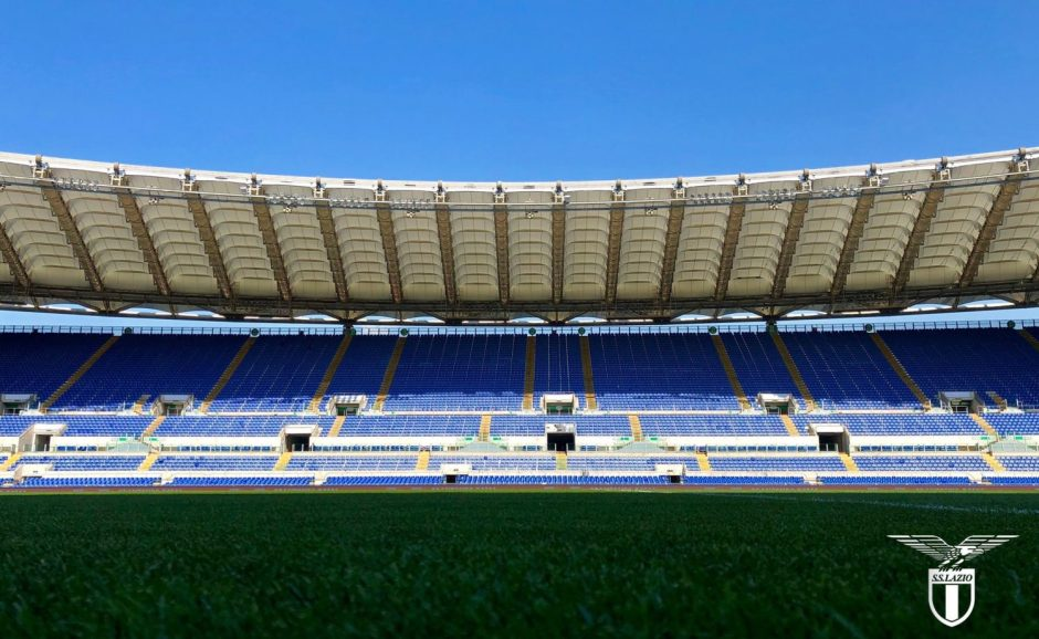 Stadio Olimpico, Source- Official S.S.Lazio