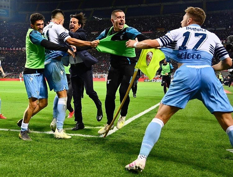 Lazio, Source: Official S.S.Lazio