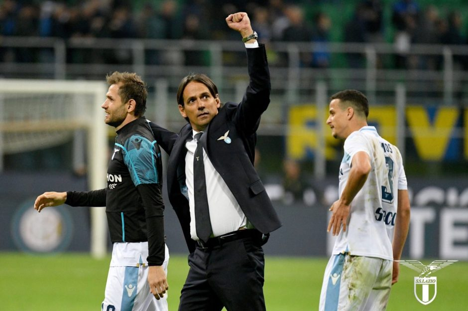Simone Inzaghi, Source- Official S.S. Lazio