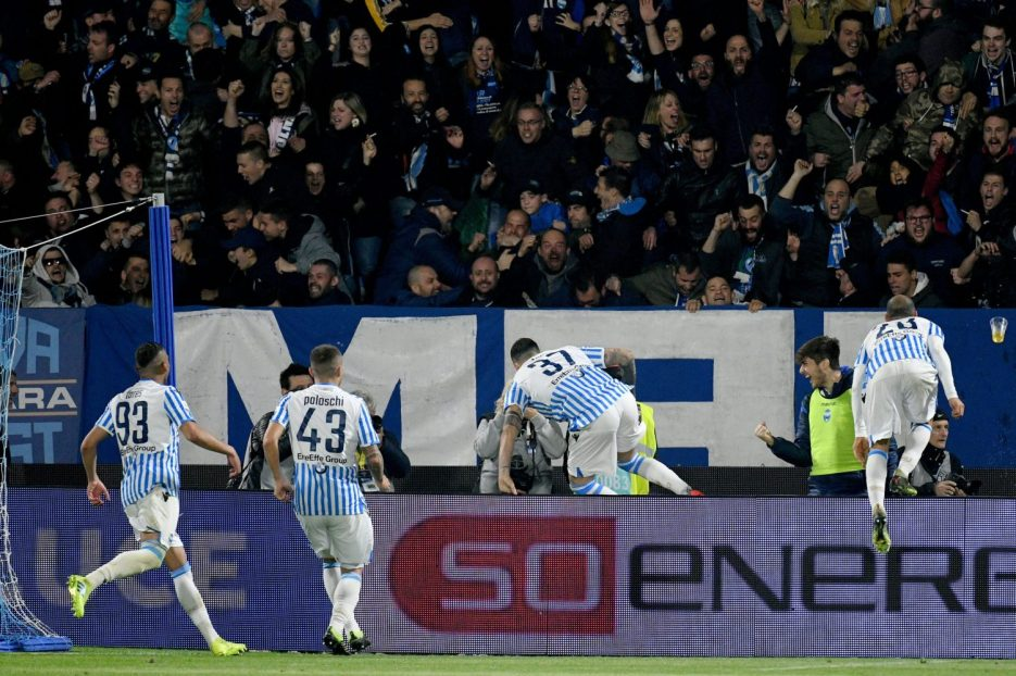 Spal vs Lazio, Source- Fantamagazine