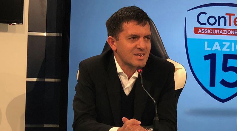 Marco Canigiani, source: L'Angolo dei Laziali