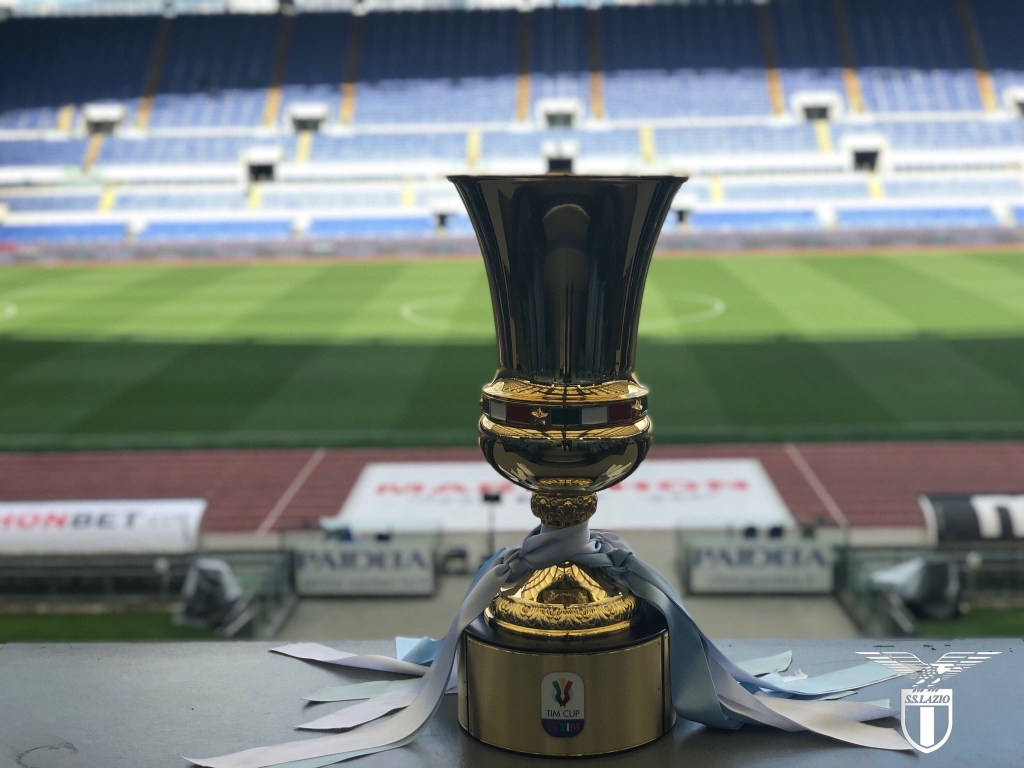 Coppa Italia, Source: Official S.S.Lazio