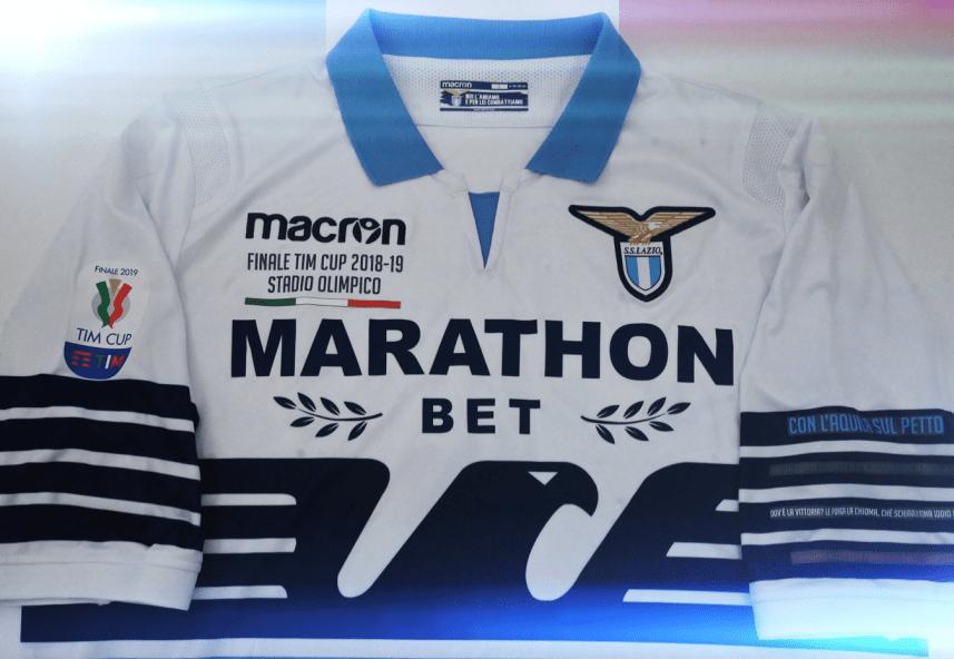 Lazio Coppa Italia Final Kit, Source- Official S.S.Lazio
