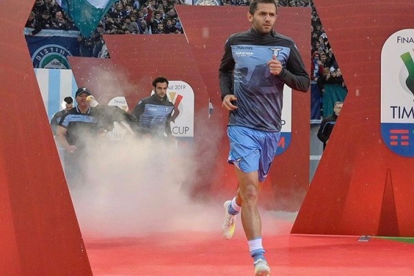 Senad Lulic, Source- Official S.S.Lazio