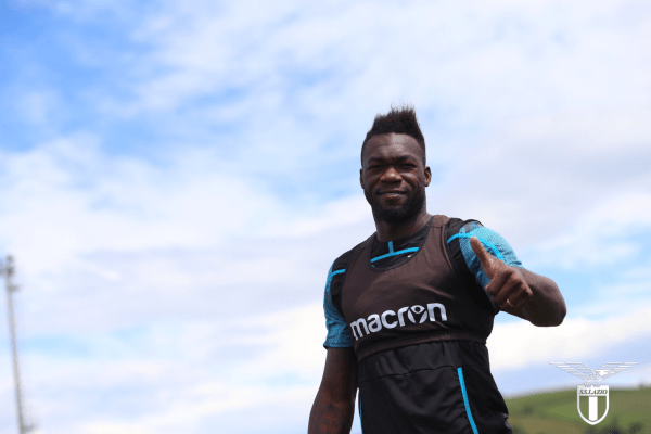 Felipe Caicedo, Source- Official S.S.Lazio