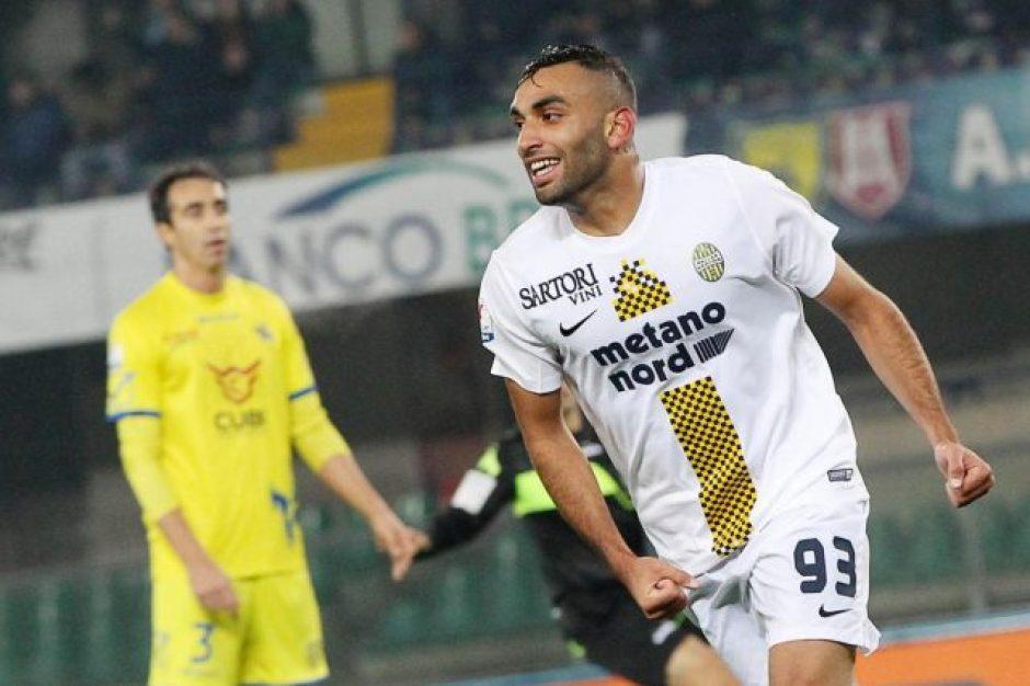 Mohamed Fares, Source- calcioweb.eu