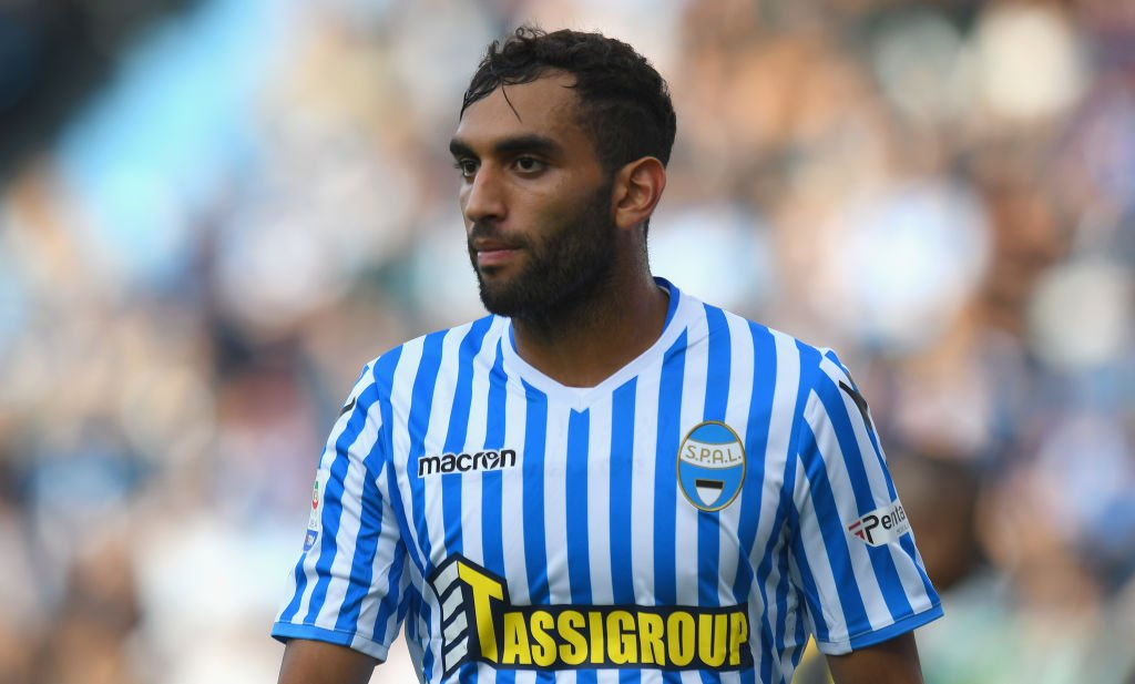 Mohamed Fares / Spal, Source- Getty Images