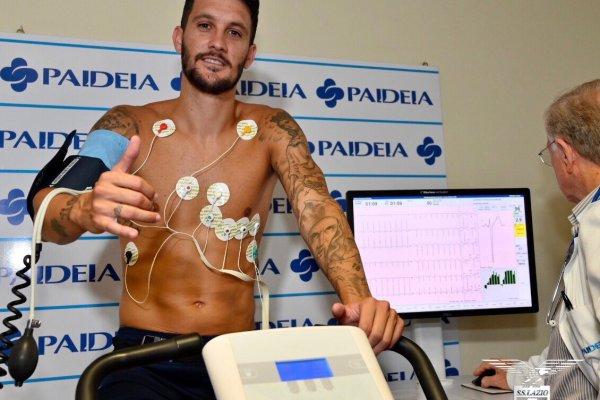 Luis Alberto, source: Official Lazio Twitter