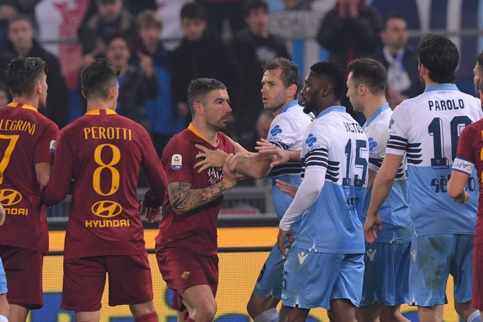 Lazio vs Roma, Source- Lazialita