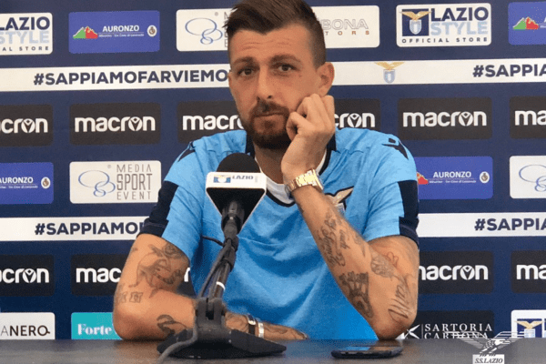 Francesco Acerbi, Source- Official S.S.Lazio