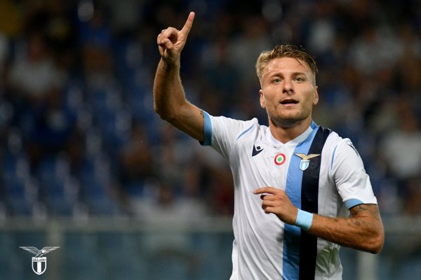 Ciro Immobile, Source- Official S.S.Lazio