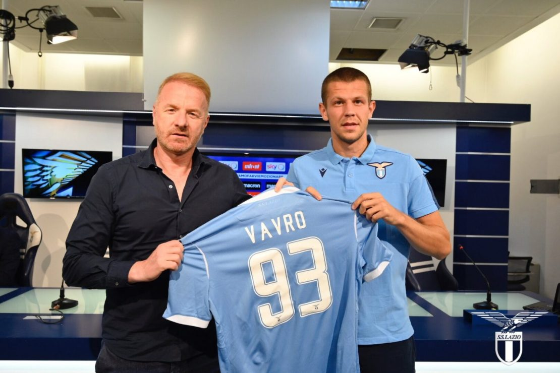 Denis Vavro, Source- Official S.S.Lazio