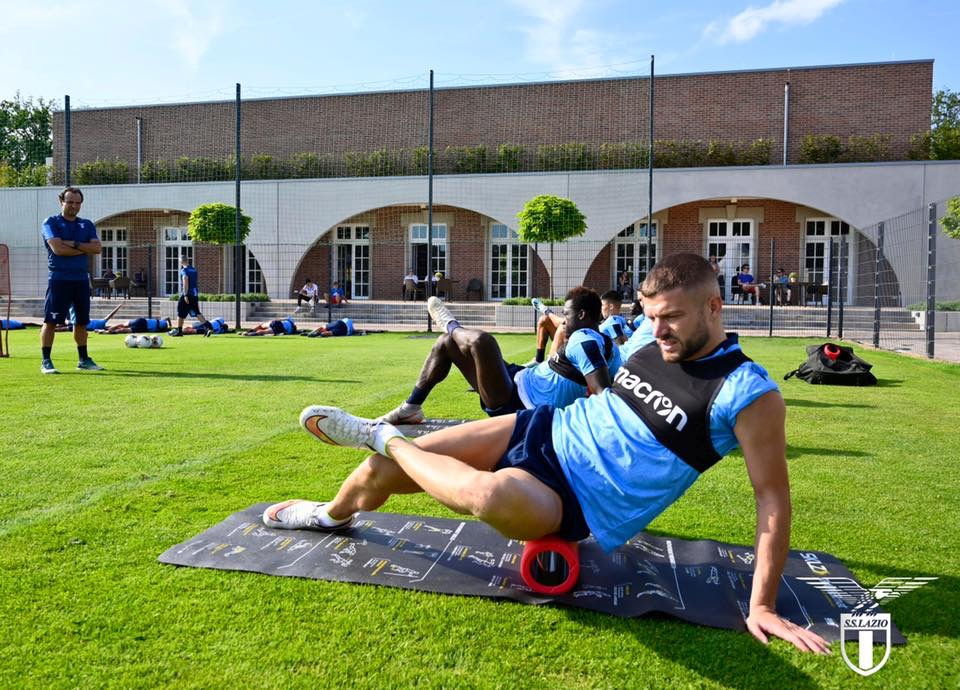 Valon Berisha, Source- Official S.S.Lazio