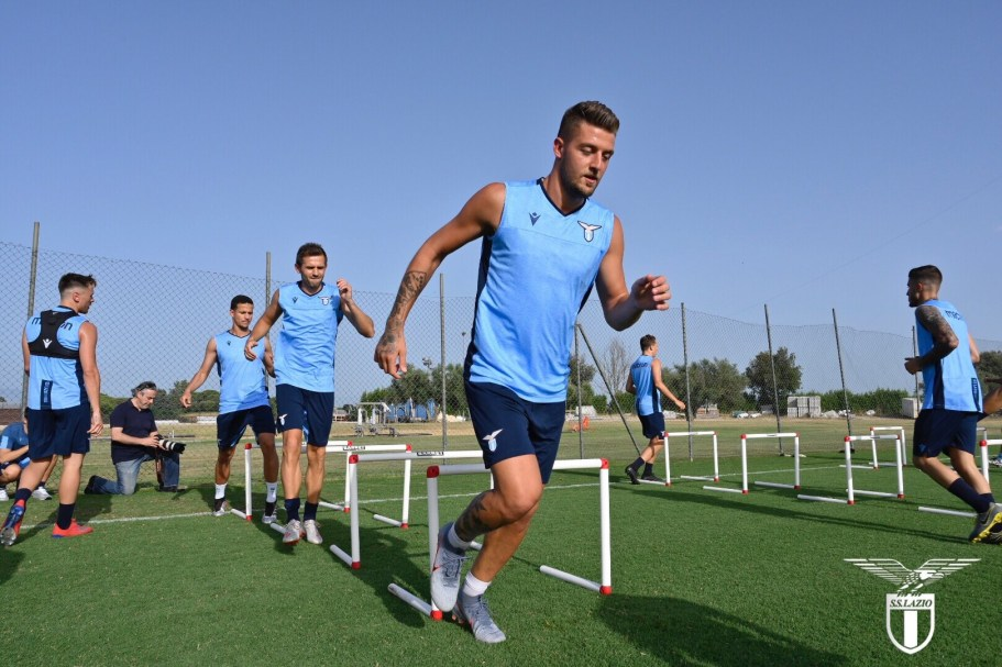 Sergej Milinkovic-Savic, Source Official S.S.Lazio