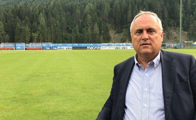 Claudio Lotito, Source- Gianluca Di Marzio