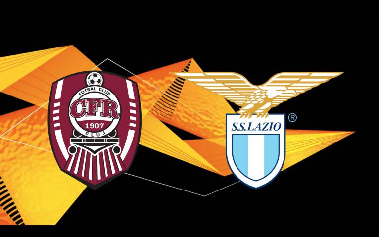 Cluj vs Lazio, Designed by @S_K_MOORE
