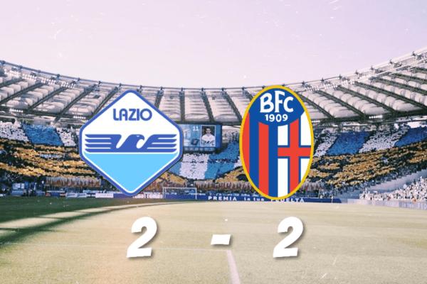 Bologna vs Lazio, Source- @MattyLewis11