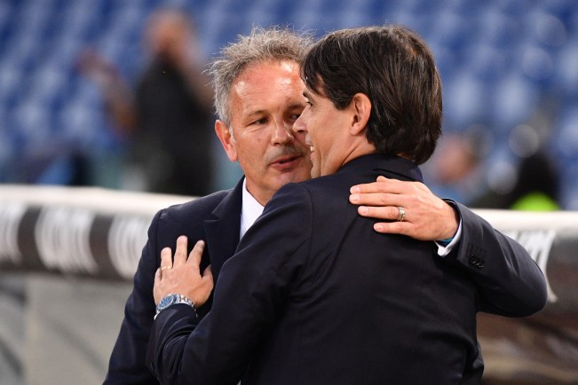 Simone Inzaghi and Sinisa Mihajlovic, Source- CalcioWeb