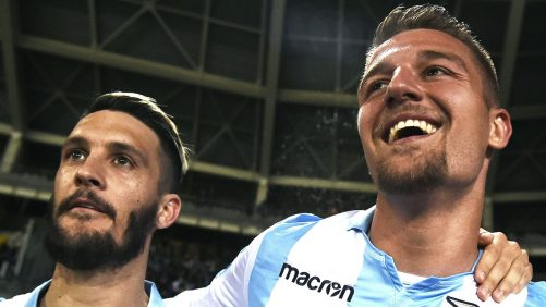 Luis Alberto and Sergej Milinkovic-Savic, Source- Journalism Zoom
