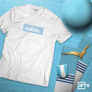 Light Blue Calcio Tee, Source- @IFTVofficial