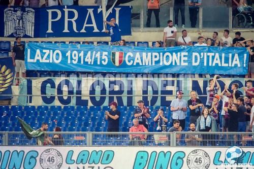Lazio 1914/15 Scudetto, Source- Redazione Laziochannel