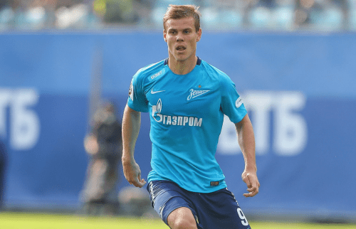 Aleksandr Kokorin, Source, FC Zenit
