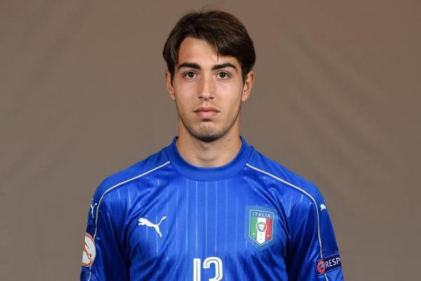Gabriele Bellodi, Source- FIGC
