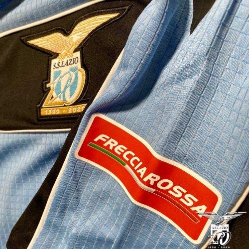 Lazio x Frecciarossa, Source- Official S.S. Lazio